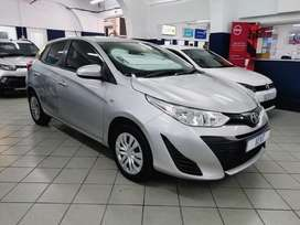 2019 Toyota Yaris 1.5 Xi 5 Door