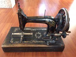 Трофейная швейная машинка