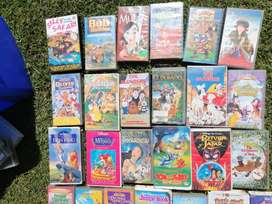 Disney video tapes