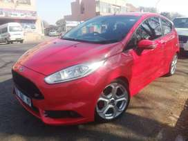 FORD FIESTA ST 1.6 LITRE 2013
