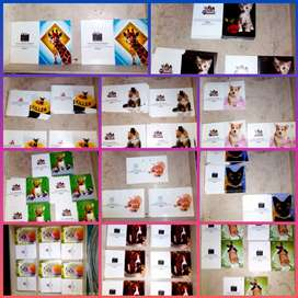 522 Small cards