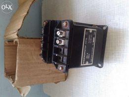 Трансформатор П1710 220\6в.Переключатели.кнопки.