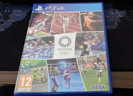 Olympic Games Tokyo 2020 PS4 game