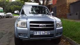 2008  FORD RANGER 3.0 XLE MANUAL