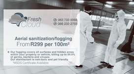 Disinfecting Fogging Services