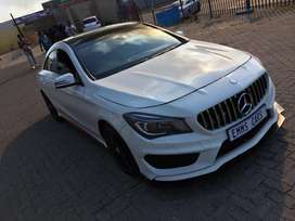 2015 MERCEDES CLA 200 AMG FOR SALE
