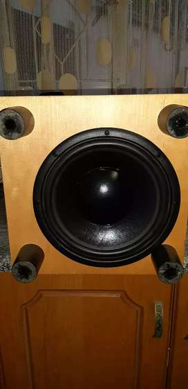 """Wharfedale power cube dx10 10"""" active sub"""