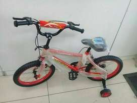 SupaBike 16 inch Kids Speed Bicycle