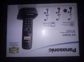 PANASONIC PHONE ALMOST NEW USED ONCE R250
