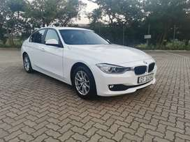 2013 BMW 320D (F30) Exclusive Steptronic