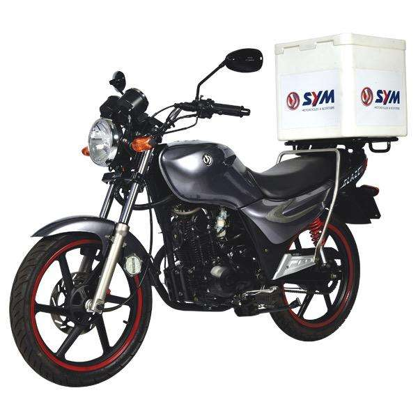 Delivery Bike For Rental