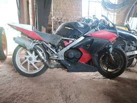 Honda vfr nc24 stripping for parts nc30 nc24 complete bike