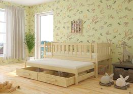 Łóżko dziecięce wysuwane Hanka. Wysyłka 7 dni!