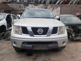 NISSAN NAVARA 2008 STRIPPING FOR PARTS AND ACCESSORIES
