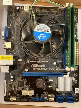 Motherboard Combo
