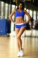 Шорты для фитнеса designed for fitness, размер S