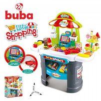 Игровой супермаркет магазин «Little shopping» 008-911, касса, сканер
