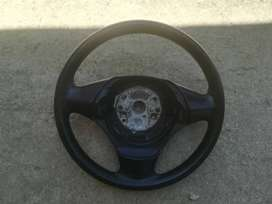 Bmw E87 steering wheel without airbag.