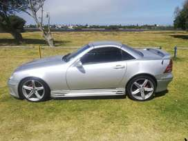 2003 mercedes benz SLK 200 for sale
