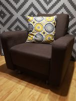 2 x fotel Cayenne - duże, wygodne firmy Cristap