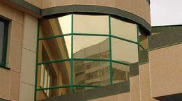 Архитектурные пленки Зеркало ( матовые , ударопрочные ,декоративные )