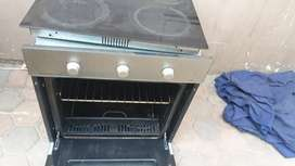 4 plate oven