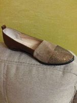 Балетки туфли basconi 37 размер
