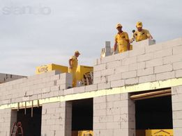 Каменщики - строим из газобетона и кирпича.