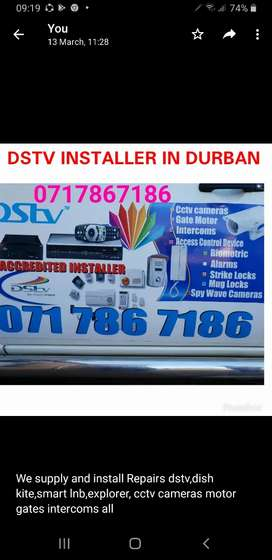 House dstv installations