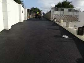 Asphalt Surfacing Tar paving Kzn