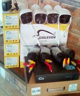 Eagleview CCTV DIY kit
