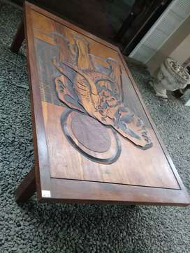 African Art Table