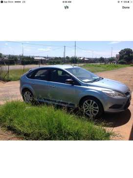 Ford Focus Si 5dr 2010 model