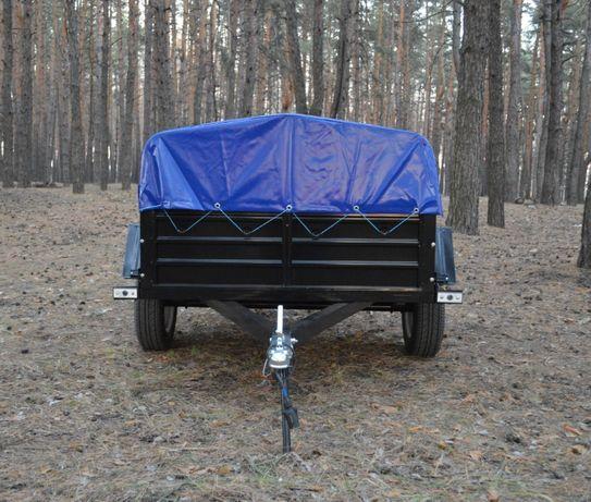 Прицеп для Легкового Авто размер 2 м (Усиленный)От Завода Корида-Тех! Краматорск - изображение 4