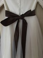 Довге плаття для дівчинки 8-9рочків