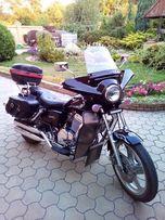 Продам мотоцикл круизер 250