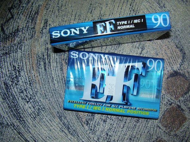 Продам кассети Sony запаковані 2 шт Полтава - изображение 1
