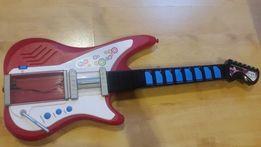 Gitara elektryczna z mp3 dla dzieci Simba