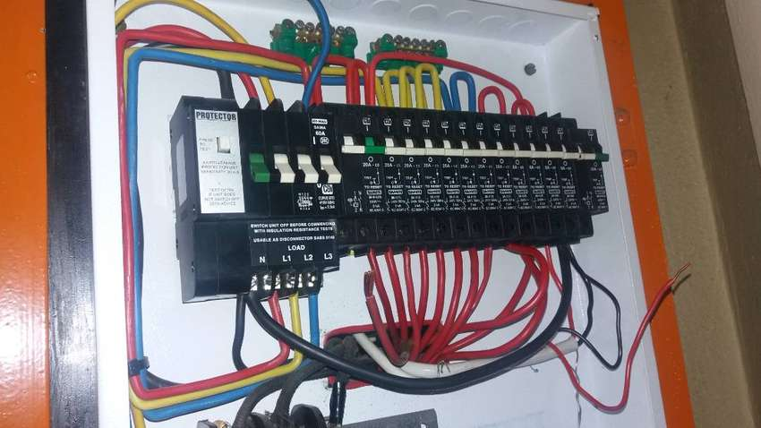 ELECTRICAL COC (CERTIFICATE OF COMPLIANCE)