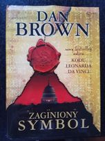 Dan Brown Zaginiony Symbol - twarda okładka