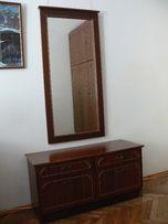 Продам дзеркало з тумбою від румунської спальні