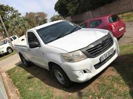 Toyota Hilux for sale vvti