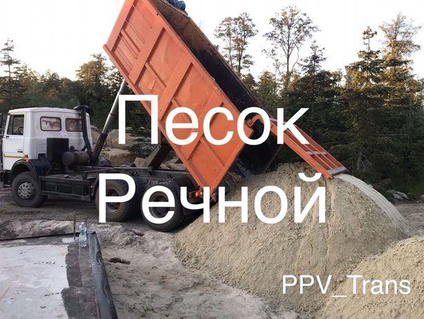 Песок Речной Песок Овражный Доставка Щебень Отсев Бетон