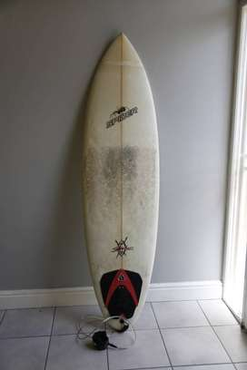 Spider Bomb Surfboard | 6'4 , 20' 1/2 , 2' 5/8