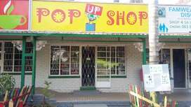 PopUp Gift shop for sale
