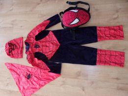 Strój Spider - mana z plecaczkiem
