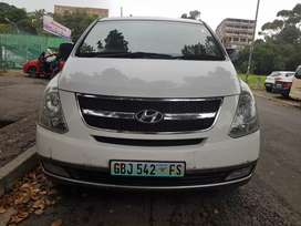 2013 Hyundai H-1 2.4 9 seater with Leather seats