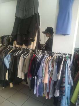 Selling my clothes shop