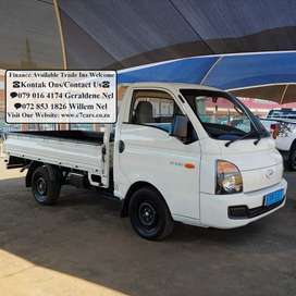 2014 Hyundai H100 2.6 D Dropside In Excellent Condition Call Now