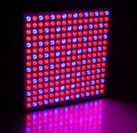 New! 225 LED Spectrum Light- Hydroponic Plant Grow Light with Hanging